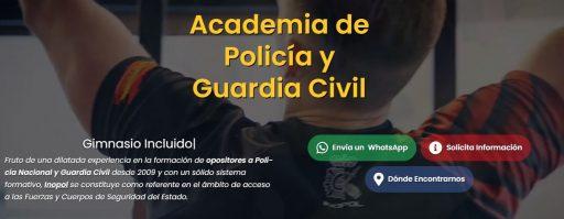 academia-inopol-policía- mejores academias en Alicante para opositar a Policía Nacional