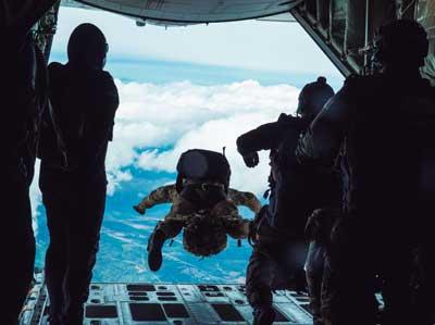 geo paracaidista